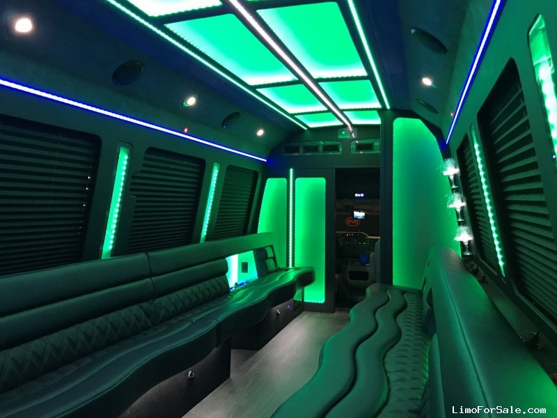 New 2019 Freightliner M2 Mini Bus Limo LGE Coachworks - North East, Pennsylvania - $189,900