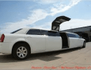 2012, Chrysler, Sedan Stretch Limo, Limos by Moonlight