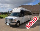 Used 2013 Ford E-450 Mini Bus Limo EC Customs - Eagan, Minnesota - $55,000