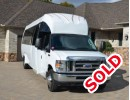 2013, Ford E-450, Mini Bus Limo, EC Customs