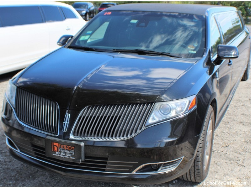 Used 2014 Lincoln MKT Sedan Stretch Limo Executive Coach Builders - orlando, Florida - $28,999