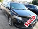 Used 2014 Lincoln MKT Sedan Stretch Limo Executive Coach Builders - orlando, Florida - $28,999
