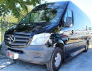 2014, Mercedes-Benz, Van Limo, Executive Coach Builders