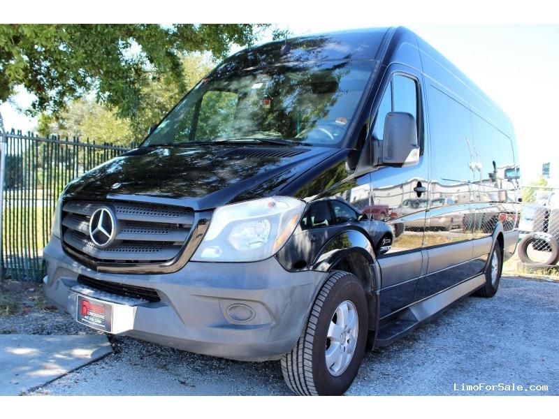 Used 2014 Mercedes-Benz Sprinter Van Limo Executive Coach Builders - orlando, Florida - $51,500