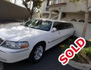 2007, Lincoln, Sedan Stretch Limo, Tiffany Coachworks