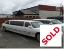 2006, Lincoln, Sedan Stretch Limo, Springfield
