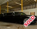 2014, Chrysler, Sedan Stretch Limo, Executive Coach Builders