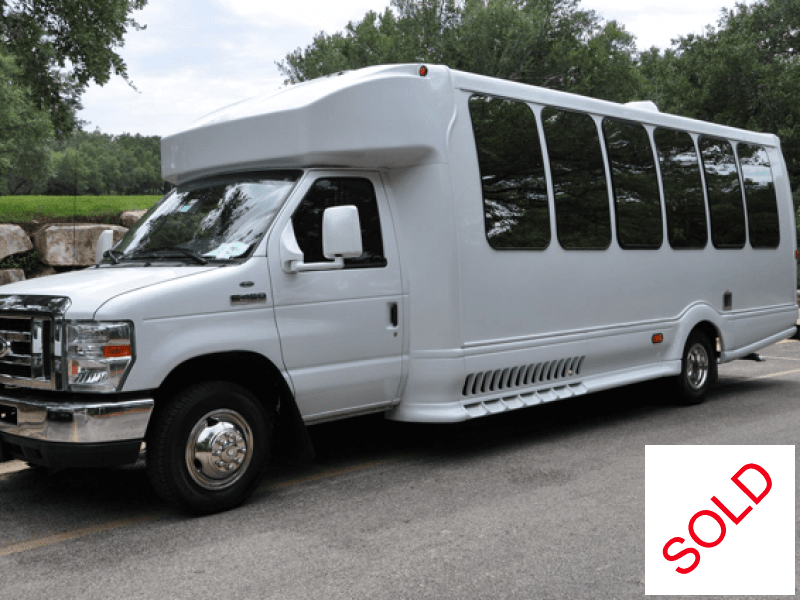 Used 2010 Ford E-450 Mini Bus Limo Turtle Top - Austin, Texas - $21,995