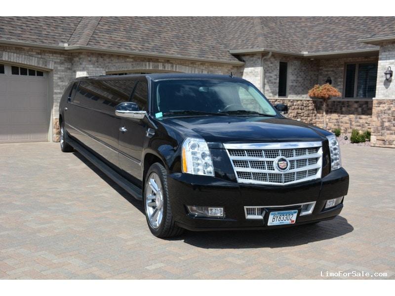 Used 2013 Cadillac Escalade ESV SUV Stretch Limo EC Customs - Eagan, Minnesota - $80,000