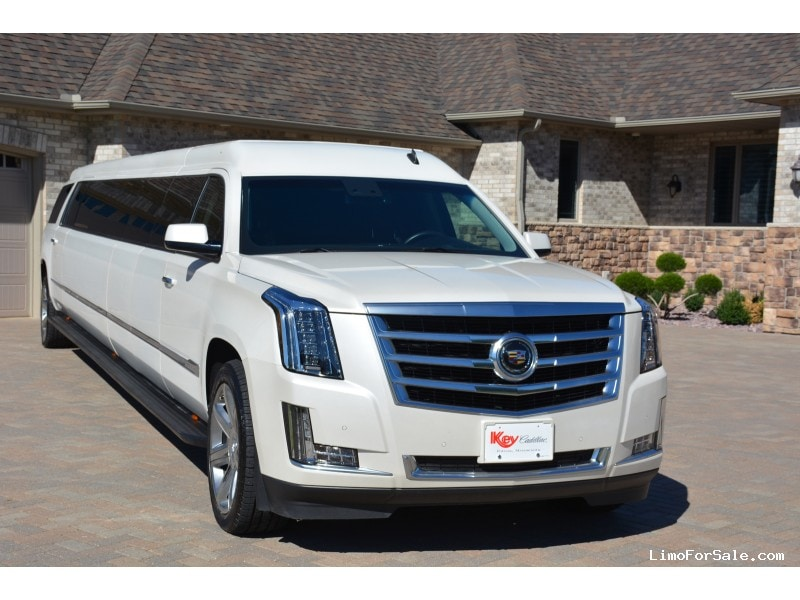 Used 2015 Cadillac Escalade ESV SUV Stretch Limo EC Customs - Eagan, Minnesota - $85,000