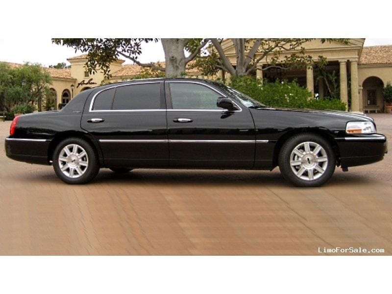 Used 2007 Lincoln Sedan Limo  - ANAHEIM, California - $6,000