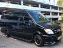 2013, Mercedes-Benz, Van Limo, Midwest Automotive Designs