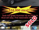 2005, Hummer, SUV Stretch Limo, Krystal