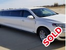 2014, Lincoln MKT, Sedan Stretch Limo, Executive Coach Builders