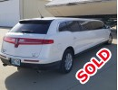 Used 2014 Lincoln MKT Sedan Stretch Limo Executive Coach Builders - Ponca City, Oklahoma - $41,500