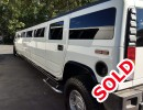 Used 2003 Hummer H2 SUV Stretch Limo  - Sterling, Virginia - $23,900