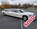 Used 2003 Lincoln Sedan Stretch Limo Krystal - Fairfax, Virginia - $6,900