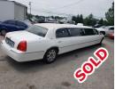 Used 2007 Lincoln Town Car Sedan Stretch Limo Tiffany Coachworks - Louisville, Kentucky - $8,500