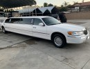 Used 2000 Lincoln Sedan Stretch Limo US Coachworks - Corona, California - $8,000