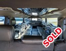 Used 2007 Hummer H2 SUV Stretch Limo American Custom Coach - minooka, Illinois - $29,900