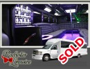 Used 2013 Ford Motorcoach Limo Tiffany Coachworks - pontiac, Michigan - $75,500