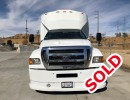 2011, Ford F-650, Mini Bus Limo, Tiffany Coachworks