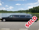 2005, Lincoln, Sedan Stretch Limo, Executive Coach Builders