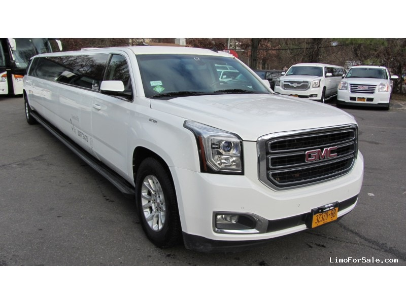Used 2015 GMC SUV Stretch Limo Ultimate Coachworks - Commack, New York    - $78,900