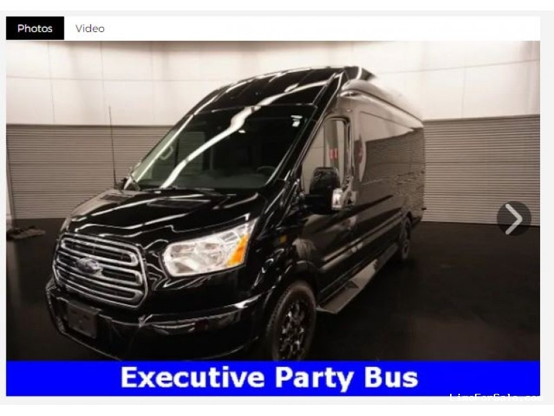 Used 2016 Ford Van Shuttle / Tour Sherrod - North Royalton, Ohio - $54,900