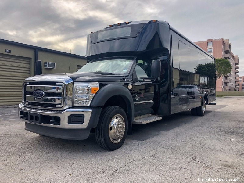 Used 2013 Ford Mini Bus Shuttle / Tour  - North Miami, Florida - $43,000