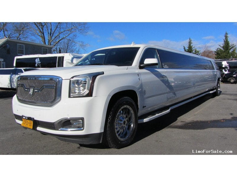 Used 2016 GMC SUV Stretch Limo Specialty Conversions - Commack, New York    - $75,000