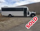 2011, Ford, Mini Bus Shuttle / Tour, Glaval Bus