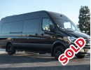 Used 2017 Mercedes-Benz Sprinter Van Limo Limos by Moonlight - Santa Clarita, California - $83,500