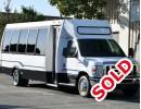 2013, Ford E-450, Mini Bus Shuttle / Tour, Federal