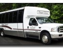 2000, Ford F-550, Motorcoach Limo