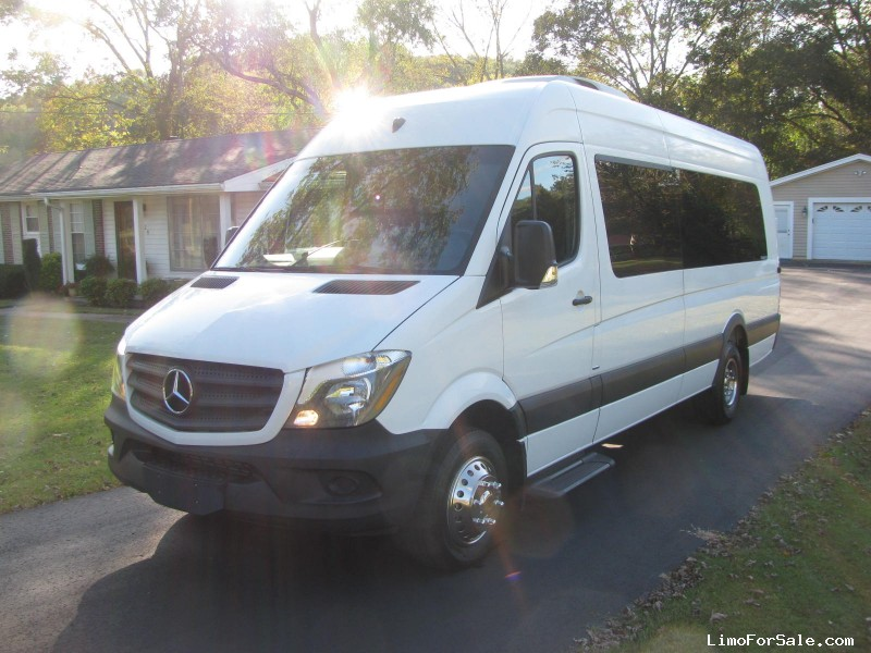New 2016 Mercedes-Benz Sprinter Mini Bus Shuttle / Tour  - $59,500