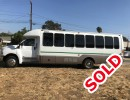 2008, Chevrolet C5500, Mini Bus Shuttle / Tour, Krystal