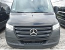 2019, Mercedes-Benz Sprinter, Van Limo, Pinnacle Limousine Manufacturing