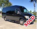 Used 2016 Mercedes-Benz Sprinter Van Limo First Class Customs - Cypress, Texas - $69,995