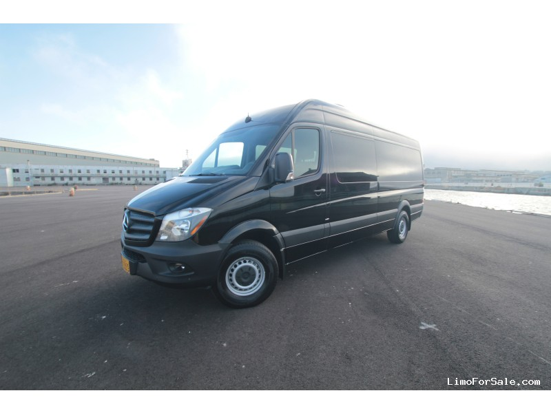Used 2016 Mercedes-Benz Sprinter Van Limo Midway Specialty Vehicles - Los Angeles, California - $42,950