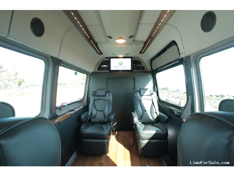 Used 2016 Mercedes-Benz Sprinter Van Limo Midway Specialty Vehicles - Portland, Oregon - $47,200