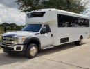 Used 2012 Ford F-550 Mini Bus Limo First Class Coachworks - Cypress, Texas - $51,500