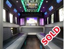 Used 2012 Ford F-550 Mini Bus Limo First Class Coachworks - Cypress, Texas - $49,000