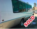Used 2007 Ford F-550 Mini Bus Shuttle / Tour Krystal - Anaheim, California - $11,900