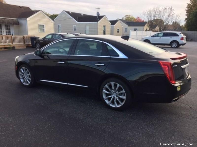 Used 2016 Cadillac XTS Sedan Limo  - $12,500