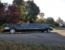 2005, Lincoln Town Car, Sedan Stretch Limo, Presidential Coach Builders
