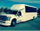 2015, Ford F-550, Mini Bus Limo, Battisti Customs