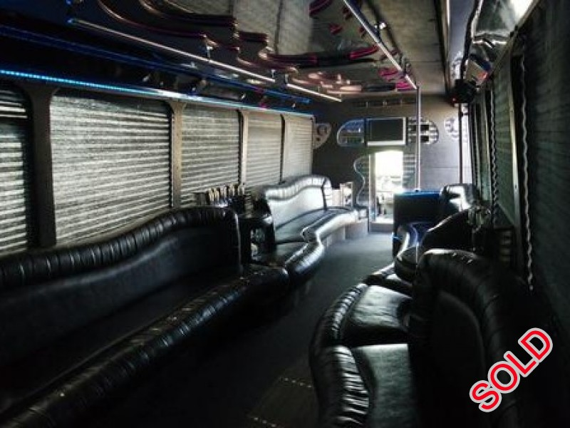 Used 2008 Freightliner M2 Mini Bus Limo Federal - EAST SCHODACK, New York    - $26,500
