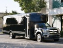 2012, Ford F-550, Mini Bus Shuttle / Tour, LGE Coachworks