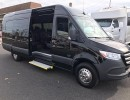 2019, Mercedes-Benz Sprinter, Van Shuttle / Tour, LA Custom Coach